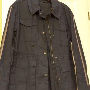 ATM Navy Blue NWT Jacket